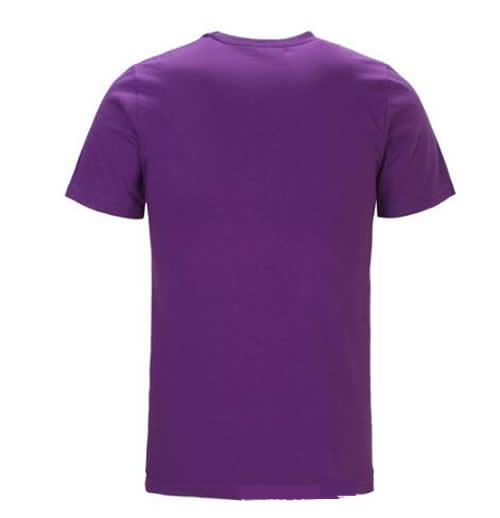 O-neck T-shirt 100% cotton Customized Logo Printed
